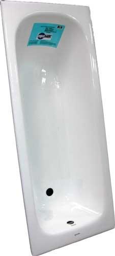 Ванна Aqualux чугунная 150х70