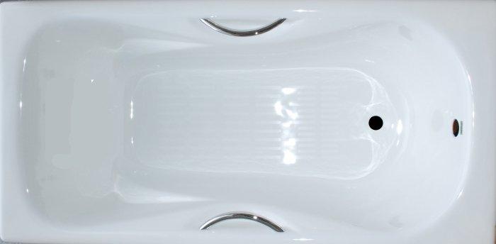 Ванна Artex Elite Continental чугунная 200х85